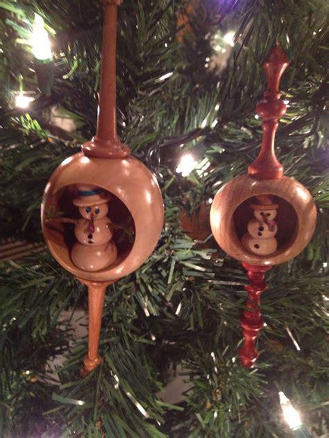 christmas woodturning ornaments wood turning christmas
