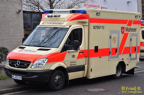 Welchen Führerschein Braucht Man Für Einen Rettungswagen