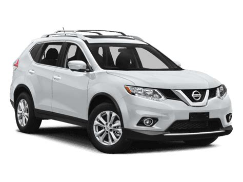 New 2016 Nissan Rogue S 4d Sport Utility In Tustin #161047