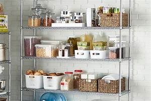 How, To, Use, Wire, Shelves, In, Your, Kitchen, Like, A, Restaurant, Pro