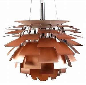 Louis Poulsen Artichoke : ph artichoke pendant 48 cm copper by louis poulsen ~ Eleganceandgraceweddings.com Haus und Dekorationen