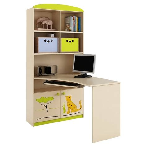 desk and bookshelf combo savannah bookcase desk combination azura home design