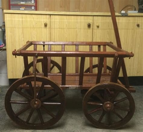 handwagen selber bauen leiterwagen handwagen restaurieren bauanleitung zum