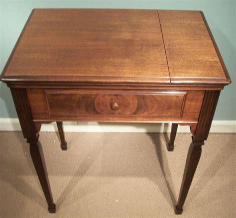 singer sewing machine cabinet singer no 40 walnut sewing machine cabinet or by papasworkshopct