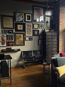 loft industrial interior design industrial chic eclectic With what kind of paint to use on kitchen cabinets for wall art for man cave