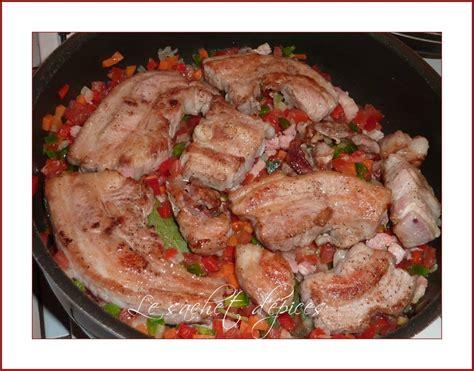 cuisiner tendron de veau tendron de veau bien mitonne les carnets de sicacoco