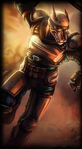 Riot K-9 Nasus :: League of Legends (LoL) Champion Skin on ...