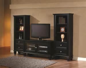 kitchen islands with wine racks coaster 702251 black wood tv stand a sofa