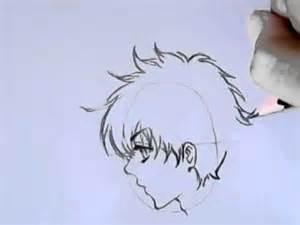 Anime Boy Drawing Easy