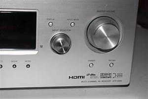 Sony Av Receiver Str