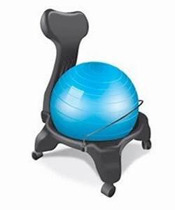 Fauteuil Kikka Active Chair Bleu Chaise Ergonomique
