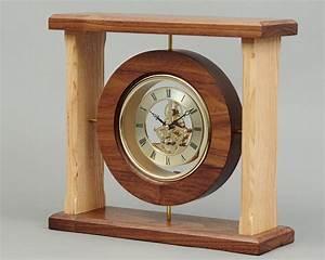 Gold, Faced, Clock