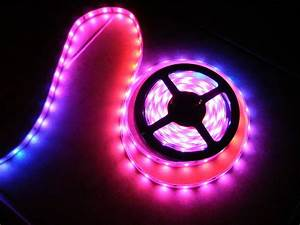 12v Volt Led Crazy Lights - Tape Rope Lighting