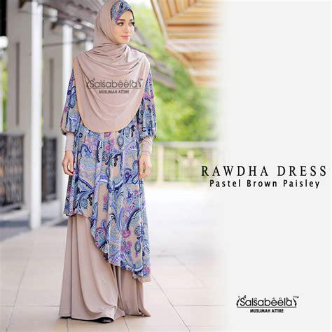 Wanita Mengandung Facebook Baju Muslimah Dari Salsabeela Muslimah Attire Dunia Farisya