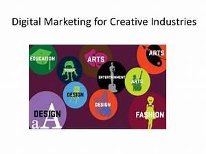 Digital Marketing for Creative Industries