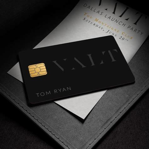 valt launches exclusive black card  dallasft worth