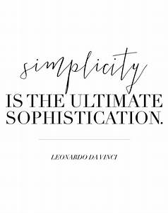 42 best images ... Simplicity Minimalist Quotes