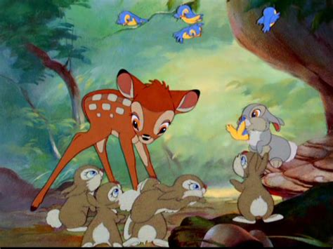 bambi full hd background  iphone  cartoons wallpapers