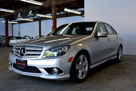 The cabin of the 2010 c63 amg features a racy, yet luxurious motif, in perfect harmony with the vehicle's c 300 4matic luxury sedan 4d. 2010 Mercedes Benz C300 4matic | The Car Place
