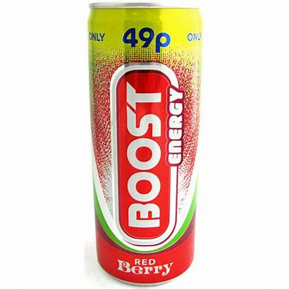 Boost Berry Energy 250ml Drink Flavour