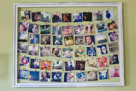 Fotowände Selbst Gestalten by Fotowand Kreativ Gestalten Aber Wie Bilder Foto Zimmer