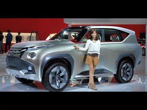 Mitsubishi Pajero Wagon 2020 by Mitsubishi Pajero Wagon 2020 Mitsubishi Review