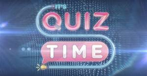 New Party Game Its Quiz Time Ps4 Out Now