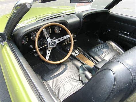 medium lime green  ford mustang convertible