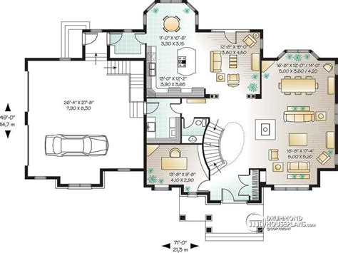 modern floorplans modern house plans ultra modern house plans canadian