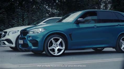 test drive mercedes amg gle  coupe renntech  bmw