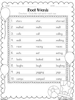 root words and abc order let s read write and spell