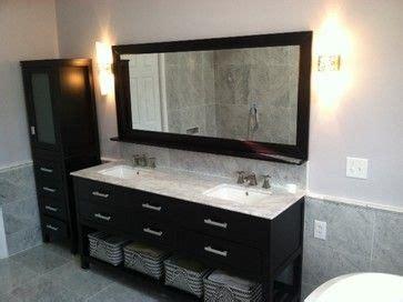 carrara marble bathroom contemporary bathroom