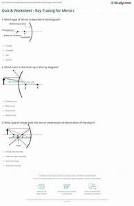 35 Mirror Ray Diagram Worksheet Answers