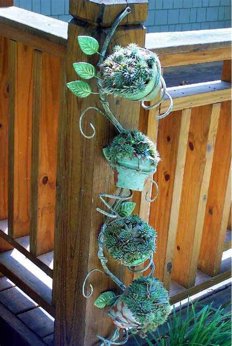 garden decorations   junk garden art  trash metal garden art outdoor