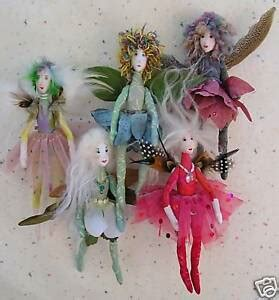 pattern making fairies fairy doll angel