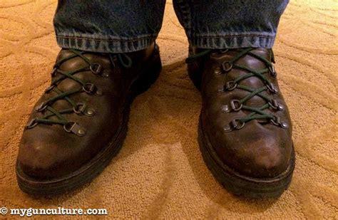 danner mountain light ii these boots were made for walkin my gun culture