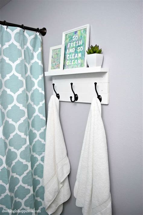 small guest bathroom ideas light bright guest bathroom makeover the reveal