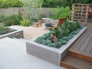 Garten Bepflanzen Ideen : 80 gartengestaltung vorschl ge einfach aber erfolgreich ~ Lizthompson.info Haus und Dekorationen