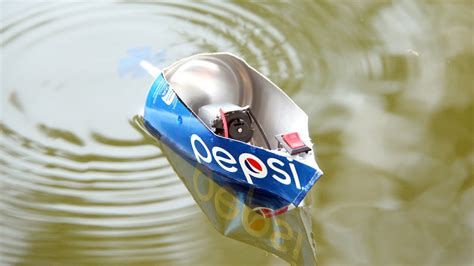 How To Make A Boat Diy by How To Make A Electric Motor Pepsi Boat Motor Boat