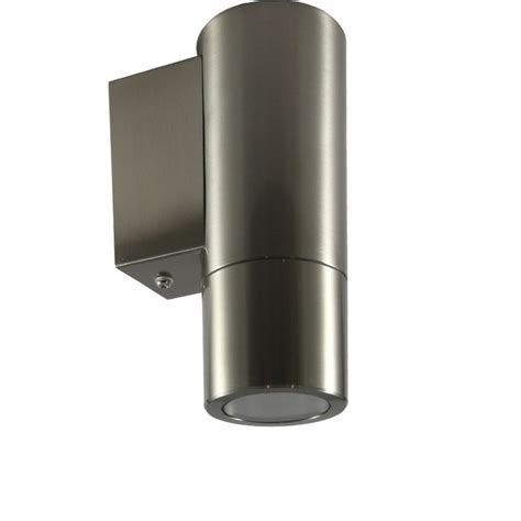 sorrento stainless steel wall mounted downlight buy wall