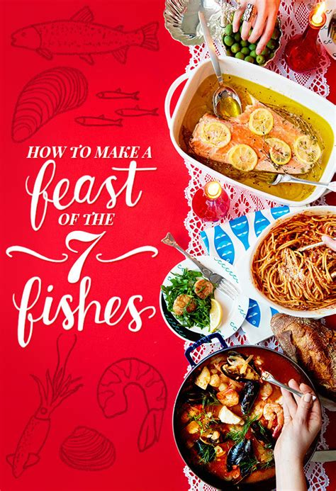 cook  real feast    fishes
