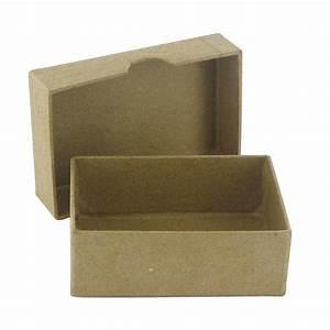 Mache Business Card Box 9 7Cm Hobbycraft