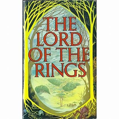 Lord Rings Trilogy Tolkien Omnibus Hardback 1976