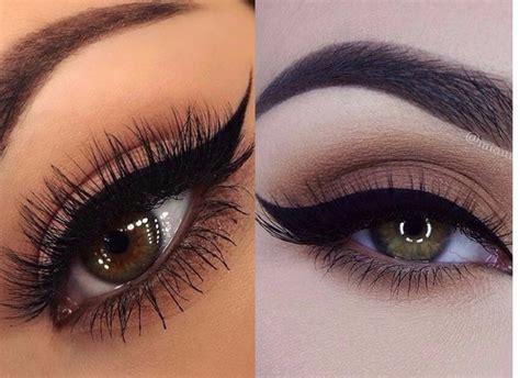 Как с помощью макияжа можно визуально увеличить глаза
