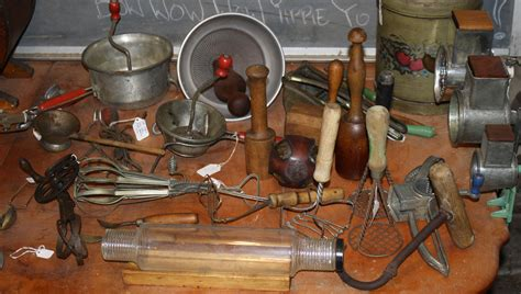 kitchen collectables large of kitchen collectables jpg merrill 39 s auction