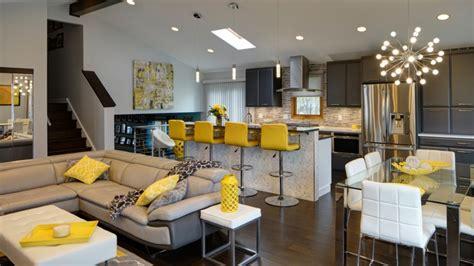 mobili sala da pranzo moderni 1001 idee per arredare salotto e sala da pranzo insieme