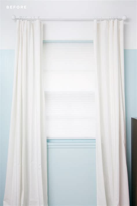 pleated pom pom curtains a beautiful mess