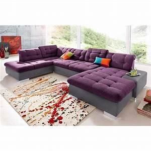 Canapé D Angle Assise Profonde : canape d 39 angle xxl ~ Melissatoandfro.com Idées de Décoration