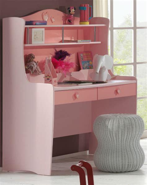 petit bureau fille bureau pour fille visuel 7