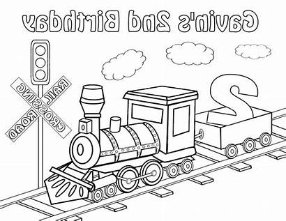 Steam Coloring Train Engine Pages Locomotive Getcolorings